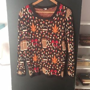 bdg drug sweater from UO.